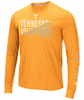 "Tennessee Volunteers NCAA ""Field Goal"" Men's Dual Blend Long Sleeve T-Shirt"