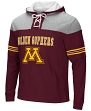 "Minnesota Golden Gophers NCAA ""Power Play"" Pullover Hooded Men's Sweatshirt"