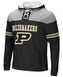 "Purdue Boilermakers NCAA ""Power Play"" Pullover Hooded Men's Sweatshirt"