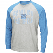"North Carolina Tarheels NCAA ""Cross Country"" Men's Pullover Crew Sweatshirt"