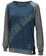 "Notre Dame Fighting Irish Women's NCAA ""On the Edge"" Long Sleeve Raglan Shirt"