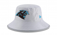 Carolina Panthers New Era NFL 2018 Training Camp Sideline Bucket Hat - Gray