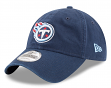Tennessee Titans New Era 9Twenty NFL Core Classic Adjustable Hat - Navy
