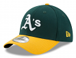Oakland Athletics New Era MLB 39THIRTY Team Classic Flex Fit Hat