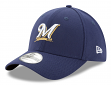 Milwaukee Brewers New Era MLB 39THIRTY Team Classic Flex Fit Hat