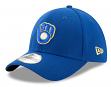 Milwaukee Brewers New Era MLB 39THIRTY Team Classic Flex Fit Hat - Alternate