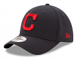 Cleveland Indians New Era MLB 39THIRTY Team Classic Flex Fit Hat - Road