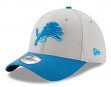 Detroit Lions New Era NFL 39THIRTY Team Classic Flex Fit Hat