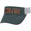 "Florida State Seminoles NCAA Top of the World ""Ballholla"" Mesh Back Visor"