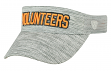 "Tennessee Volunteers NCAA Top of the World ""Ballholla"" Mesh Back Visor"