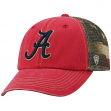 "Alabama Crimson Tide NCAA Top of the World ""Flagtacular"" Adjustable Meshback Hat"