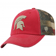 """Michigan State Spartans NCAA Top of the World """"Flagtacular"""" Meshback Hat"""