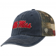 "Mississippi Ole Miss Rebels NCAA Top of the World ""Flagtacular"" Meshback Hat"