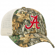 "Alabama Crimson Tide NCAA Top of the World ""Sentry"" Adjustable Camo Meshback Hat"