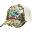 "Florida Gators NCAA Top of the World ""Sentry"" Adjustable Camo Meshback Hat"