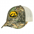 "Iowa Hawkeyes NCAA Top of the World ""Sentry"" Adjustable Camo Meshback Hat"