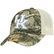 "Kentucky Wildcats NCAA Top of the World ""Sentry"" Adjustable Camo Meshback Hat"