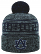 "Auburn Tigers NCAA Top of the World ""Sock It 2 Me"" Cuffed Knit Hat"