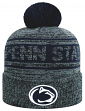 """Penn State Nittany Lions NCAA Top of the World """"Sock It 2 Me"""" Cuffed Knit Hat"""