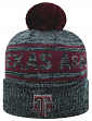 "Texas A&M Aggies NCAA Top of the World ""Sock It 2 Me"" Cuffed Knit Hat"