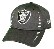 "Oakland Raiders New Era 9Forty NFL ""Shadow Speed"" Performance Adjustable Hat"