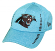 "Carolina Panthers New Era 9Forty NFL ""Shadow Speed"" Performance Adjustable Hat"
