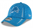 "Detroit Lions New Era 9Forty NFL ""Shadow Speed"" Performance Adjustable Hat"