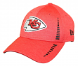 "Kansas City Chiefs New Era 9Forty NFL ""Shadow Speed"" Performance Adjustable Hat"