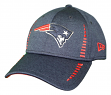 New England Patriots New Era 9Forty NFL Shadow Speed Performance Adjustable Hat