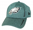 "Philadelphia Eagles New Era 9Forty NFL ""Shadow Speed"" Performance Adjustable Hat"