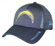 Los Angeles Chargers New Era 9Forty NFL Shadow Speed Performance Adjustable Hat