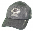 """Green Bay Packers New Era 9Forty NFL """"Graphite Shadow Speed"""" Adjustable Hat"""