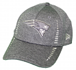 "New England Patriots New Era 9Forty NFL ""Graphite Shadow Speed"" Adjustable Hat"