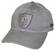"Oakland Raiders New Era NFL 9Twenty ""Classic Tonal"" Adjustable Graphite Hat"