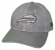 "Buffalo Bills New Era NFL 9Twenty ""Classic Tonal"" Adjustable Graphite Hat"