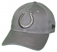 "Indianapolis Colts New Era NFL 9Twenty ""Classic Tonal"" Adjustable Graphite Hat"