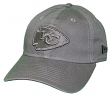 "Kansas City Chiefs New Era NFL 9Twenty ""Classic Tonal"" Adjustable Graphite Hat"
