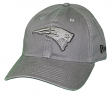 "New England Patriots New Era NFL 9Twenty ""Classic Tonal"" Adjustable Graphite Hat"
