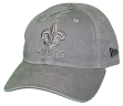 "New Orleans Saints New Era NFL 9Twenty ""Classic Tonal"" Adjustable Graphite Hat"