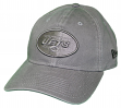 "New York Jets New Era NFL 9Twenty ""Classic Tonal"" Adjustable Graphite Hat"