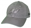 "Philadelphia Eagles New Era NFL 9Twenty ""Classic Tonal"" Adjustable Graphite Hat"