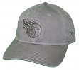 "Tennessee Titans New Era NFL 9Twenty ""Classic Tonal"" Adjustable Graphite Hat"