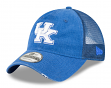 "Kentucky Wildcats New Era NCAA 9Twenty ""Tonal Washed"" Adjustable Meshback Hat"