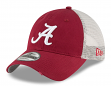 "Alabama Crimson Tide New Era NCAA 9Twenty ""Stated Back"" Adjustable Meshback Hat"