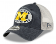 "Michigan Wolverines New Era NCAA 9Twenty ""Patched Pride"" Adjustable Meshback Hat"