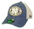 Notre Dame Fighting Irish New Era 9Twenty Patched Pride Adjustable Meshback Hat