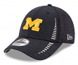 Michigan Wolverines New Era 9Forty NCAA Shadow Speed Performance Adjustable Hat
