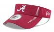 "Alabama Crimson Tide New Era NCAA ""Shadow Speed"" Performance Adjustable Visor"