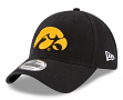 "Iowa Hawkeyes New Era 9Twenty NCAA ""Twill Core Classic"" Adjustable Hat"