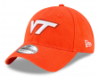 "Virginia Tech Hokies New Era 9Twenty NCAA ""Twill Core Classic"" Adjustable Hat"